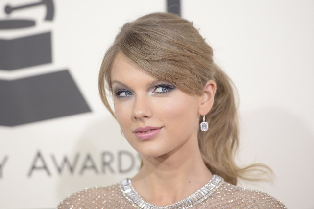 Taylor Swift... (Agence France-Presse)