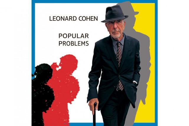 Leonard Cohen fait son entrée en première place...