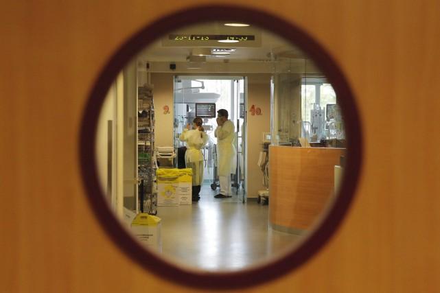 Les médecins recommandent en fait de suivre l'exemple... (PHOTO YVES LOGGHE, ARCHIVES AP)