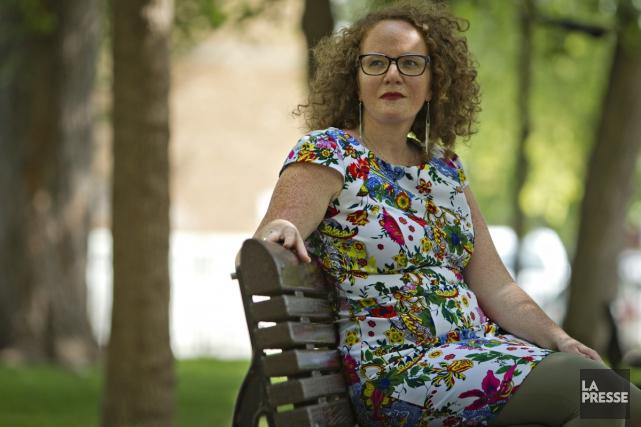 Mélissa Verreault s'est notamment inspirée de Sergio, le... (PHOTO OLIVIER JEAN, ARCHIVES LA PRESSE)