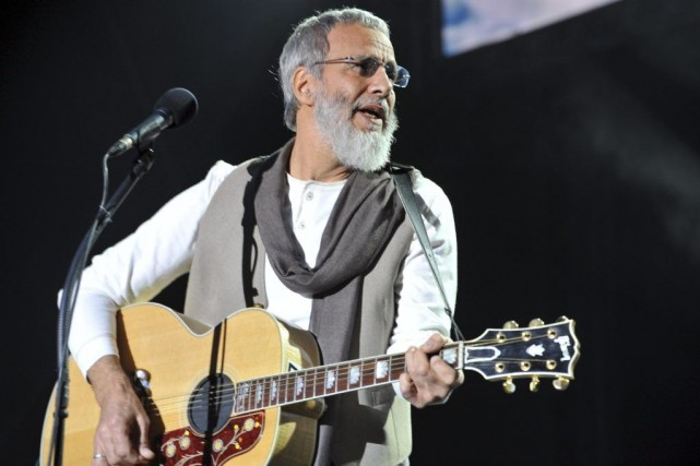 Cat Stevens en mai 2013.... (Photo: archives AFP)