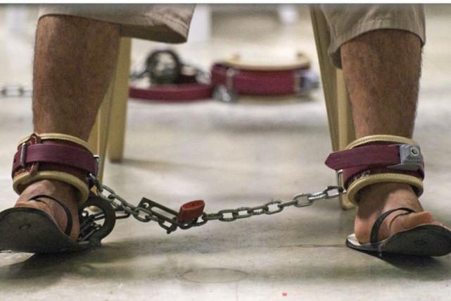 Les méthodes d'interrogatoires «renforcées» ont été employées par... (Photo: AFP)