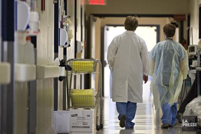 La Fédération des médecins omnipraticiens du Québec (FMOQ) est prête à concéder... (Photothèque La Presse)