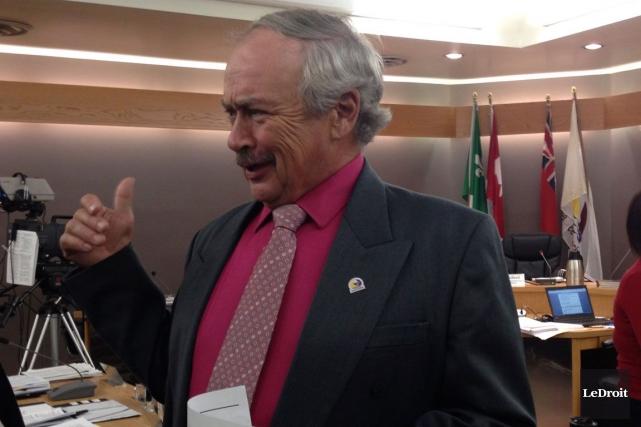 Certains élus qui soupçonnent un « parti pris... (Samuel Blais-Gauthier, archives LeDroit)