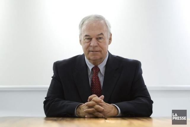PourPierreBrien, ex-vice-président exécutif de la Société immobilière du... (Photo Bernard Brault,La Presse)