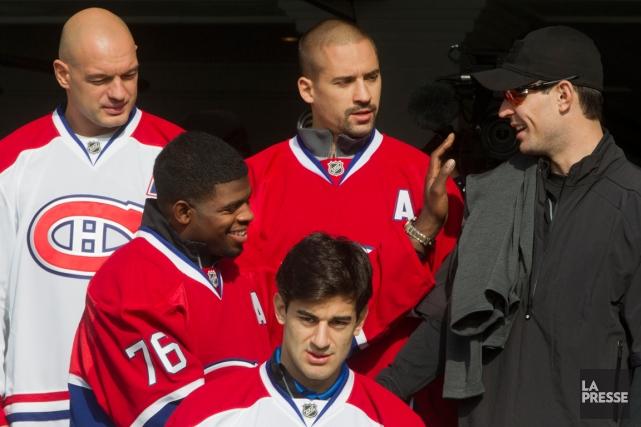 Le Canadien n'aura pas de capitaine cette saison,... (Photo Ivanoh Demers, La Presse)