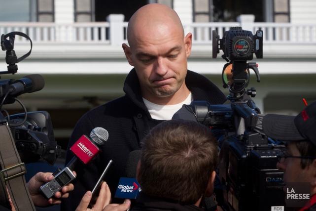Andrei Markov estime que la stratégie des quatre... (Photo Ivanoh Demers, La Presse)