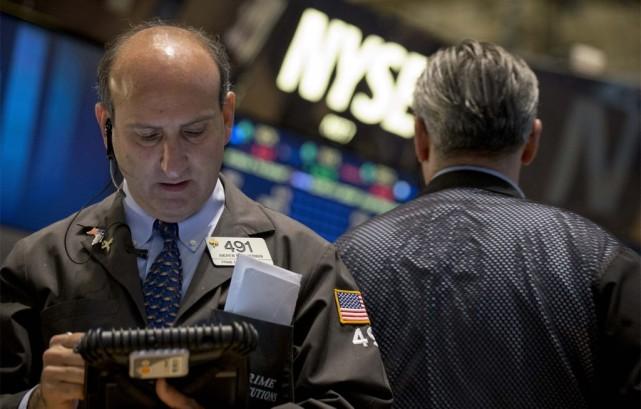 Les acteurs du marché «veulent savoir ce que... (PHOTO BRENDAN MCDERMID, REUTERS)