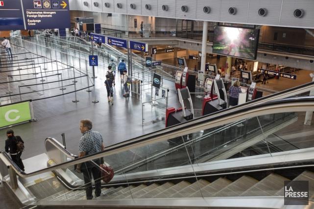 Lorsqu'un voyageur dépasse les exemptions permises pour la... (Photo Edouard Plante-Fréchette, La Presse)