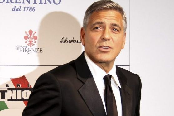 George Clooney... (Photo: archives AFP)