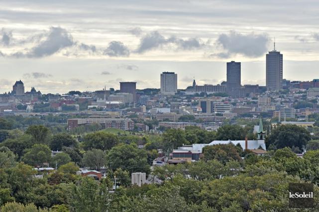 C'est une vraie chance que la ville de... (Photothèque Le Soleil, Pascal Ratthé)