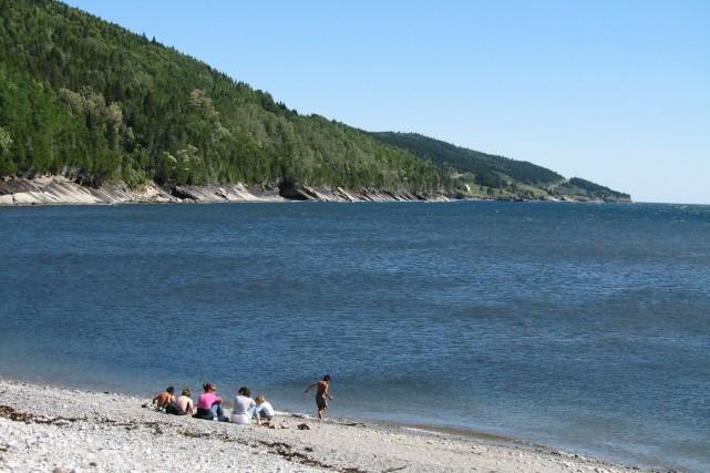 La Ville de Gaspé met fin à la contestation d'un jugement de première instance... (PHOTO SERGE OUELLET, PARCS CANADA)