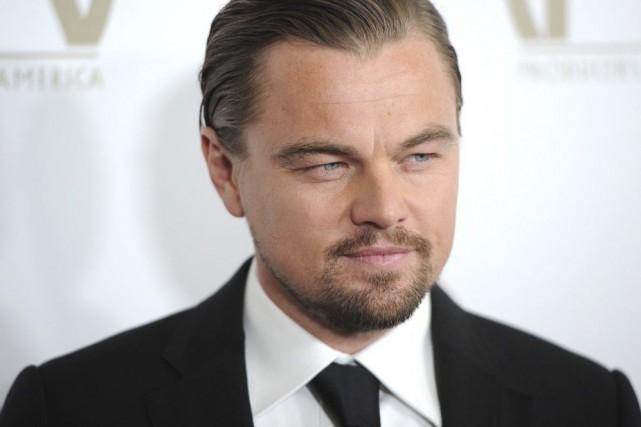 Leonardo DiCaprio... (Photo: archives AFP)