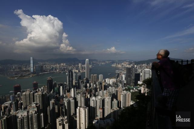 Hong Kong, à partirde Montréal est offert à... (Photo BOBBY YIP, REUTERS)