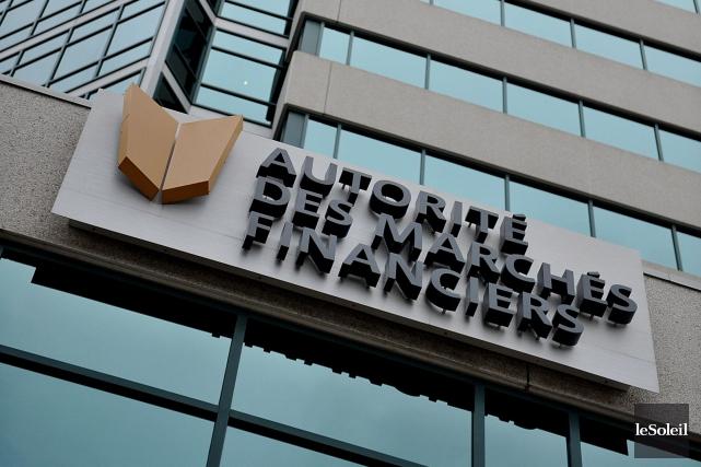 Québec étend l'emprise de l'Autorité des marchés financiers (AMF) à des... (Photo archives Le Soleil)