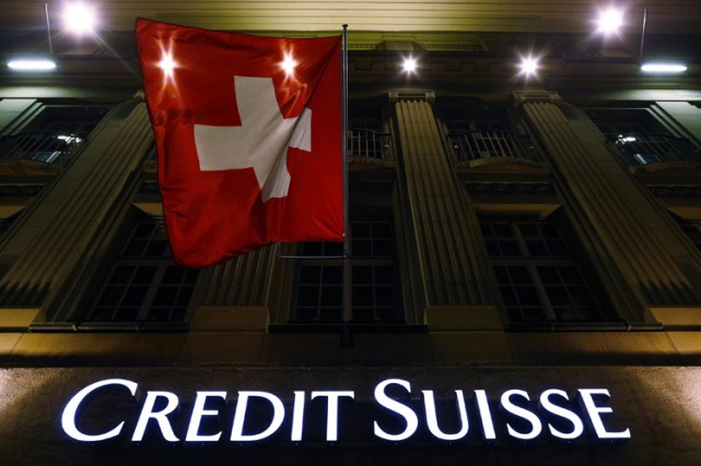 La banque helvète Credit Suisse est de nouveau dans le collimateur des... (Photo: Reuters)