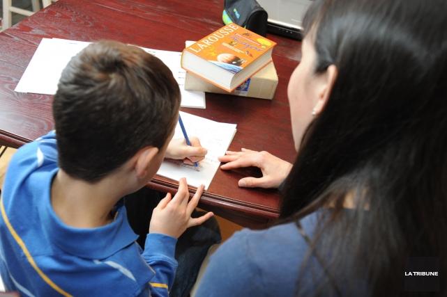 Fin de l'allocation de l'aide aux devoirs, réduction de services aux élèves... (Archives La Tribune, Maxime Picard)