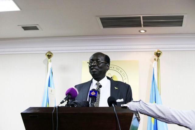 «Le gouvernement du Soudan du Sud n'expulse aucun... (PHOTO ANDREEA CAMPEANU, ARCHIVES REUTERS)