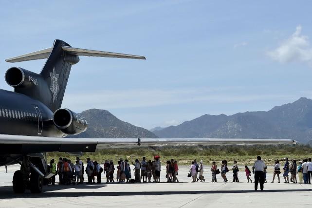 Les responsables mexicains estiment qu'ils auront besoin d'au... (Photo RONALDO SCHEMIDT, AFP)