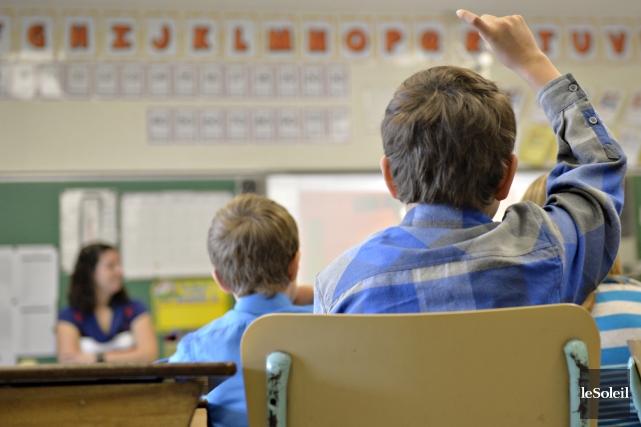 Le débat sur le financement des écoles privées s'apparente à un exercice... (Photothèque Le Soleil, Erick Labbé)