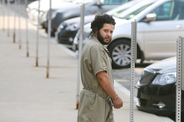 Moufid Elfgeeh, naturalisé américain, a tenté d'enrôler trois... (PHOTO SHAWN DOWD AP/DEMOCRAT & CHRONICLE)