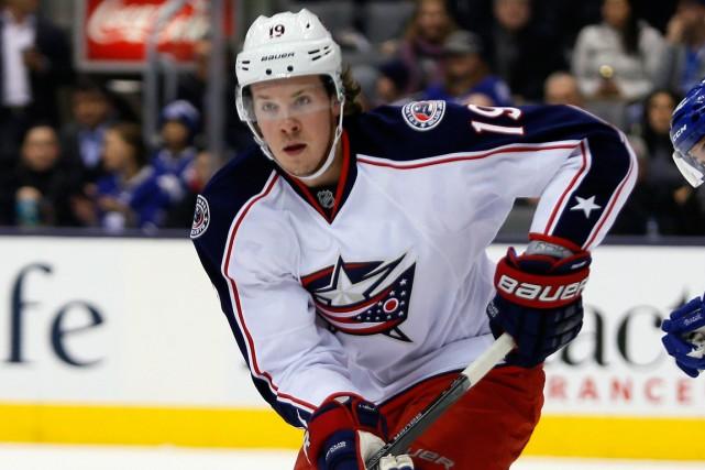 Ryan Johansen exigerait un salaire qui ferait de... (Photo John E. Sokolowski, USA Today Sports)