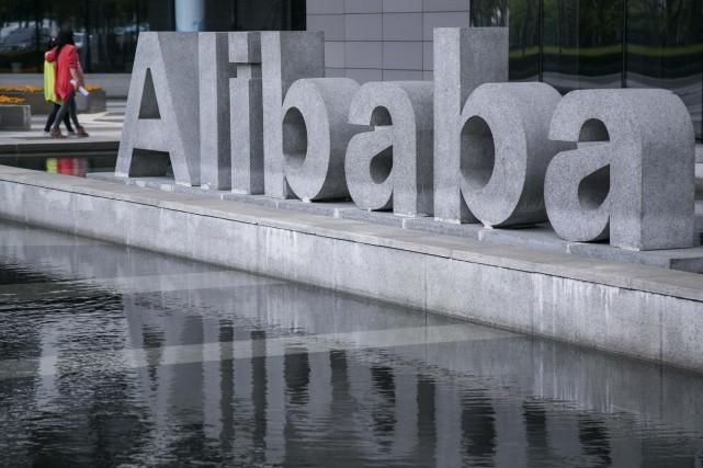 La réussite d'Alibaba en Chine est impressionnante. C'est... (Photo Chance Chan, archives Reuters)