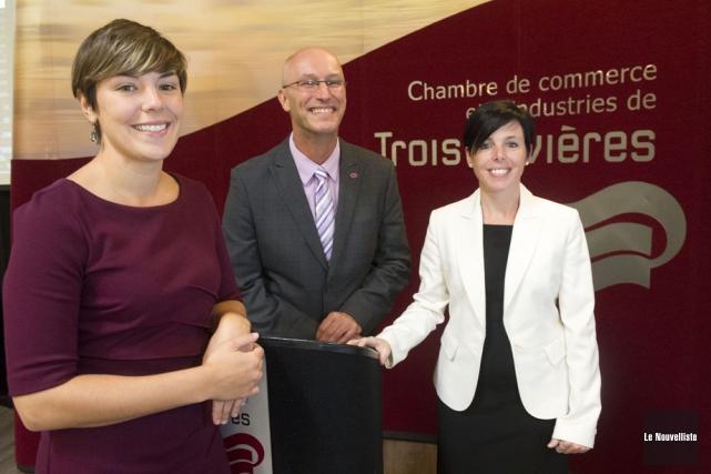 Chambre de commerce de trois rivi res vers un organisme for Chambre de commerce gatineau