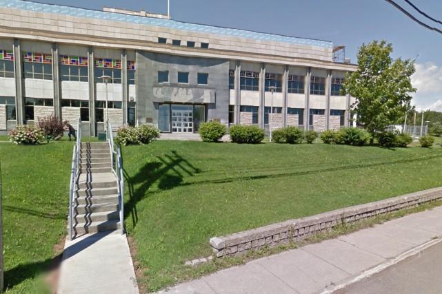 Le palais de justice de New Carlisle, d'où... (Google Street View)