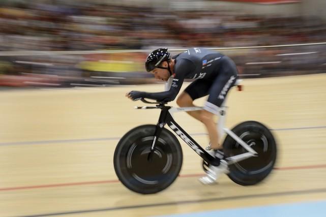 L'Allemand Jens Voigt a porté le record de... (Photo Fabrice Coffrini, AFP)