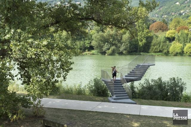 Le colloqueL'art public: nouveaux territoire, nouveaux enjeuxa lieu... (Photo fournie par Arter)