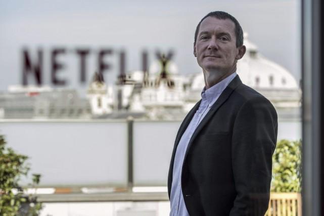 Neil Hunt, le directeur technique de Netflix.... (PHOTO JASPER JACOBS, AFP)