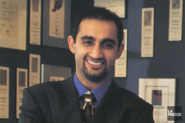 L'ex-directeur financier de Cinar, Hasanain Panju, est présentement... (Photo archives La Presse)
