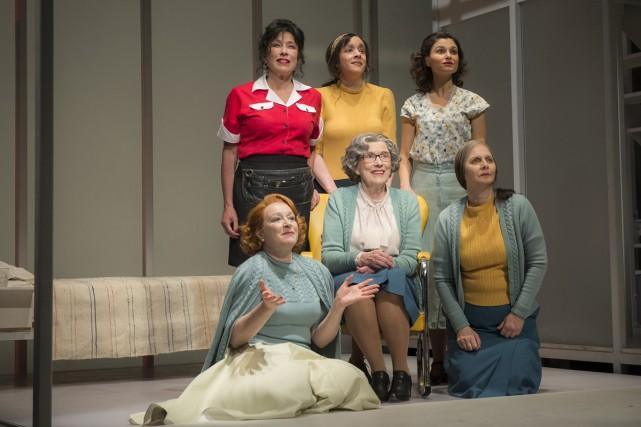 La directrice du Théâtre du Nouveau Monde, Lorraine Pintal, a annoncé en... (Photo: Yves Renaud, fournie par le TNM)