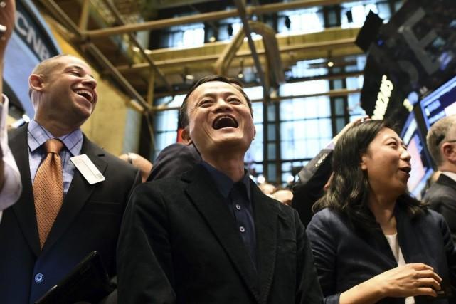 «Je suis très honoré et excité», a déclaré... (PHOTO JEWEL SAMAD, AFP)