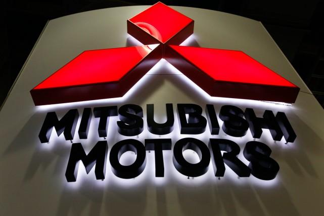 Le constructeur d'automobiles japonais Mitsubishi Motors a signé une lettre... (Photo Jessica Rinaldi, archives Reuters)