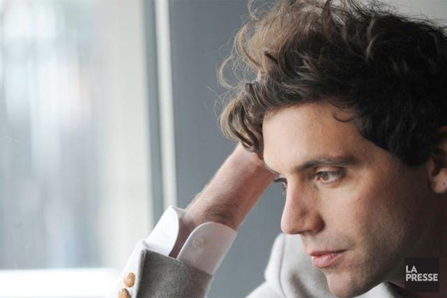 Mika... (Photo: archives La Presse)