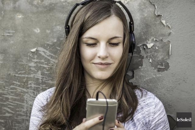 La musique écoutée durant notre adolescence reste marquée... (Photothèque Le Soleil)