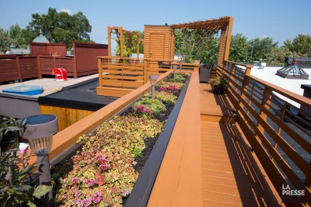 Toiture vivre sur son toit carole thibaudeau for Immobilier toit terrasse