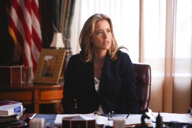 Madame Secretary... (Photo: fournie par CBS)