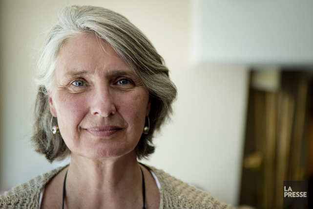 Louise Penny... (PHOTO MARCO CAMPANOZZI, ARCHIVES LA PRESSE)