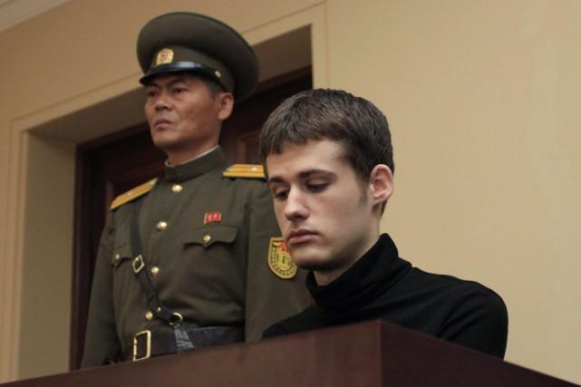 Matthew Millera été arrêté en avril après avoir... (Photo AP)