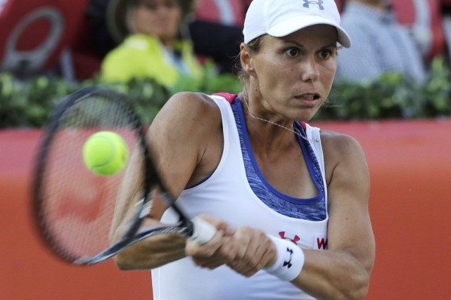 Varvara Lepchenko... (Photo Ahn Young-joon, AP)
