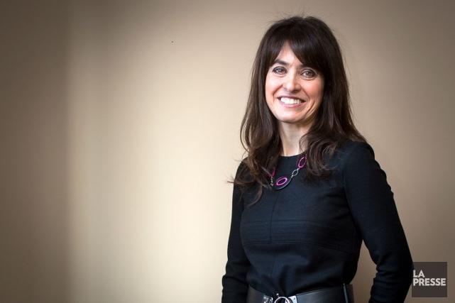 La députée de Joliette Véronique Hivon.... (PHOTO EDOUARD PLANTE-FRÉCHETTE, ARCHIVES LA PRESSE)