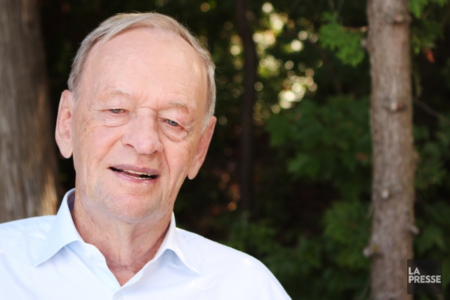 Jean Chrétien... (PHOTO NINON PEDNAULT, ARCHIVES LA PRESSE)