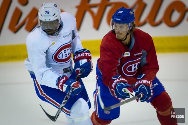 Magnus Nygren n'a plus de contrat avec le... (Photo André Pichette, La Presse)