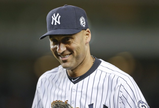 Derek Jeter... (Photo Frank Franklin II, archives AP)