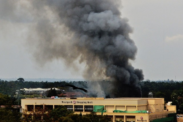 67 personnes sont mortes dans l'attaque du centre... (Photo archives AP)