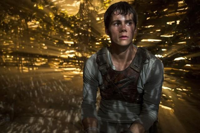 Dylan O'Brien dans une scène du film The... (Photo fournie par 20th Century Fox)