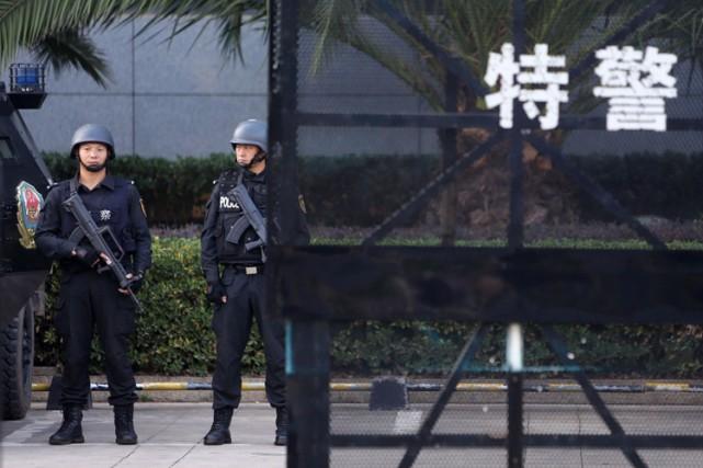 Ces derniers mois, plusieurs attentats ont secoué le... (Photo: AFP)